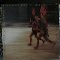Lp Paul Simon The Rhythm Of The Saints Exx Estado + Encarte