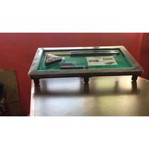 Mesa Mini De Billar Convertible (pool-carambola)