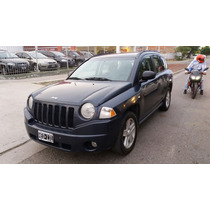 Camineta Jeep Compass 4x4 Impecable
