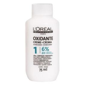 Loreal Oxidante Creme Estabilizado Nº1 (20 Vol. 6%) 75ml