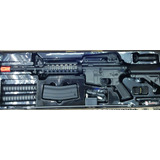 Fusil M4 Cqb Electrico Metal Gear Box Rifle Lancer T.