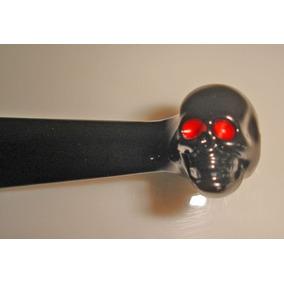 Manijas Sportster Con Craneo Skull, 2003 Y Anteriores