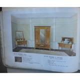 Catálogo De Muebles Antiguos. Diseños De 1912. En Ingles