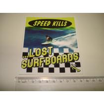 Adesivo Externo Importado Lost Surf