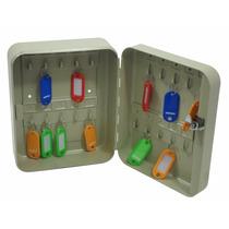 Caja Para 20 Llaves Con Llavero De Colores 20cm Envío Gratis
