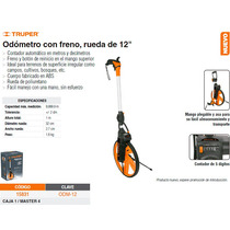 15831 Odometro Con Rueda De 12 Y Freno