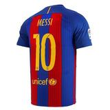 Camisa Adulto Niños 2017 Barcelona Messi Real Madrid Ronaldo