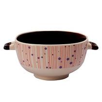 Caneca Sopa Bowl Alça Texas 500 Ml Premium Gourmet Luxo
