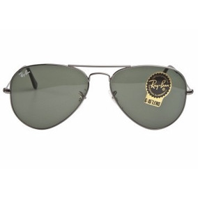 Rayban Large Metal Aviator Rb3025 W3236 55mm Original