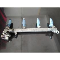 Flauta C/4 Bico Injetor Vectra Astra Zafira Original Gm