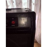 Amplificador De Bajo Peavey Max Bass 115 (conversable)