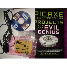 Curso Picaxe08m2+aprende Facil A Programarlo 20 Practicas.