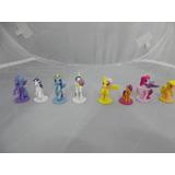 Set De 8 Figuras De Mi Pequeño Pony