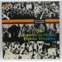Lp Os Grandes Momentos Dos Festivais Da Mpb - 1977 - Seta