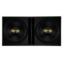 Caixa 2 Woofer Target Bass 15 3k 3000w Rms Subwoofer Eros !!