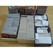 Mega Pack Lote 100 Cartas Originais De Yugioh (90 C + 10 R)