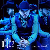 Hoy Mas Fuerte / Gerardo Ortiz / Disco Cd Con 26 Canciones