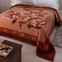 Cobertor Jolitex Casal King Tradicional Pêlo Alto Montreal