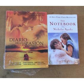 Dvd Diario De Una Pasión + Libro The Notebook En Ingles
