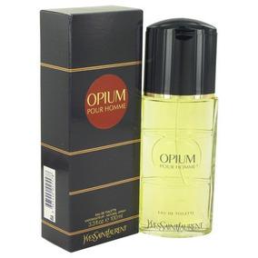 Opium Pour Homme Yves Saint Laurent Edt 100ml Importado