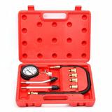 Medidor De Compresión De Motores Kit 8 Piezas Nafta -