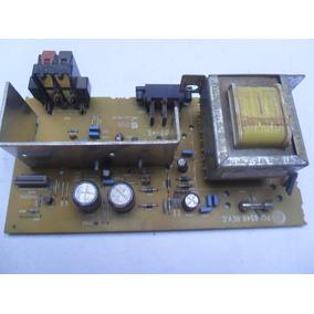 Placa De Saida Com Transformador Som Gradiente As400 Testado
