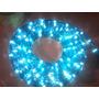 Manguera De Luces De Colores 8mts Navidad Varias Funciones