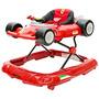 Combi Ferrari F1 Del Caminante Del Bebé, Rojo