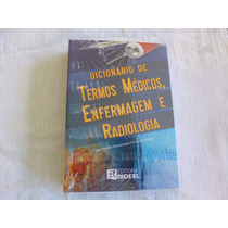 - Mini Dicionário De Termos Médicos,enfermagem E Radiologia.