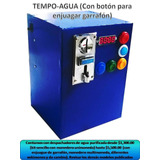 Despachador Agua Purificada /automático/enjuague/multimoneda