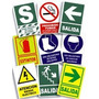 Señalización De Ley Y Avisos De Precaución