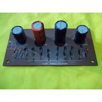 Placa Retif. Do Transformador Amplificador Wattsom Dbs 360