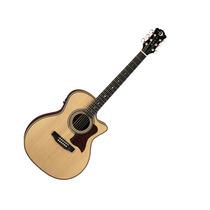 Preciosa Guitarra Electroacustica Luna Amf 100 Promocion