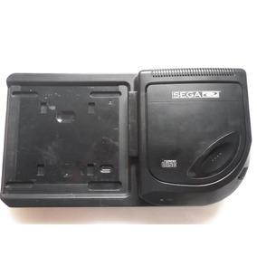 Console Sega Cd Tec Toy ( No Estado ) + Rons De Jogos Leia
