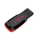 Sandisk Cruzer Blade 4 Gb Usb 2.0 Flash Drive-sdcz50-004g