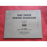 Gmc Camion Pick Up Manual Diagrama Electrico Chevrolet
