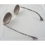 Óculos Escuros De Sol Becci Animal Print Leopard
