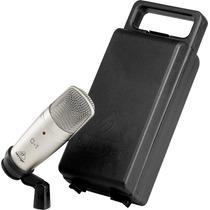 C1 Microfone Behringer Condensador Estudio C-1