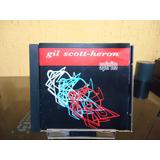Cd Gil Scott Heron Spirits - Qualidade Trekus Vintage