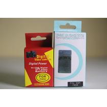 Bateria Np-fw50 + Carregador P/ Sony A7, Alpha Nex Dslr Dsc