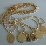 Bella Cadena Medallas O Escapularios Virgen Del Coromoto
