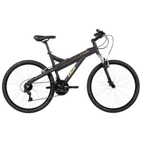 Bicicleta Caloi T-type, Aro 26, Shimano, Preta - Caloi