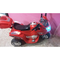 Moto Electrica Niño Vendo O Cambio