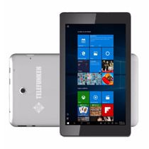Tablet Telefunken 32gb, Windows10 Office Otg+audifonos+funda