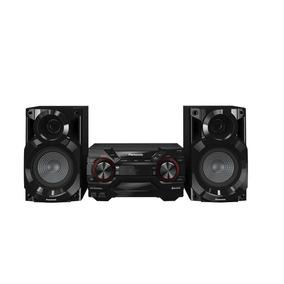Minicomponente 400 W Reales Panasonic Akx200