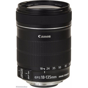 Lente Canon Ef-s 18-135mm F/3.5-5.6 Is Stm Envio Stm