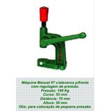 Maquina Pregar Botao + Matriz + 50 Botoes Pressao N. 103