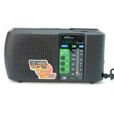 Radio Recargable Usb Micro Sd Radio Am - Fm Nanotec