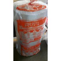 Rufi Fabricado Por Isolant Doble Alu10 Aluminio Puro 1x20m2