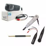 Kit Telefonia 314kr Badisco, Intelbras, Spartec, Enroladeira